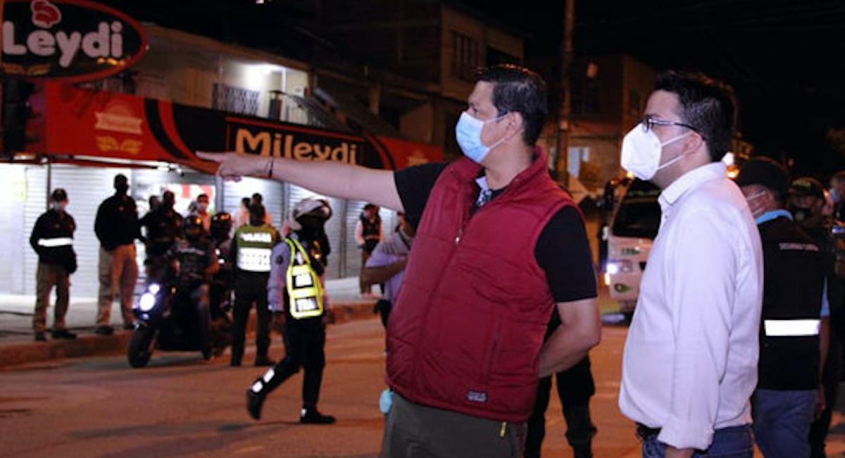 Caleños no respetaron las medidas impuestas por la alcaldía durante el fin de semana. Foto: Alcaldía de Cali