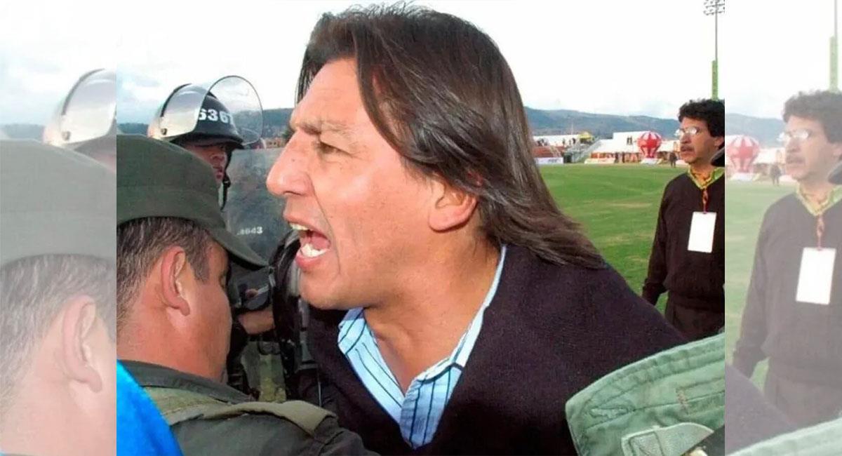 Eduardo Pimentel habló tras el descenso de Boyacá Chicó. Foto: Twitter @Edo_Pimentel