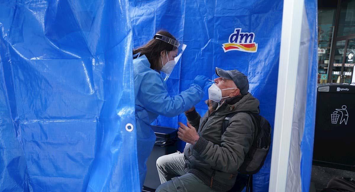 Asia del sur y Europa son las zonas más afectadas por la pandemia. Foto: EFE