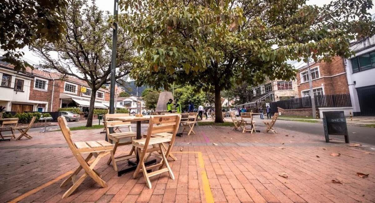 Lo ideal es permanecer en casa el mayor tiempo posible. Foto: Alcaldía de Bogotá