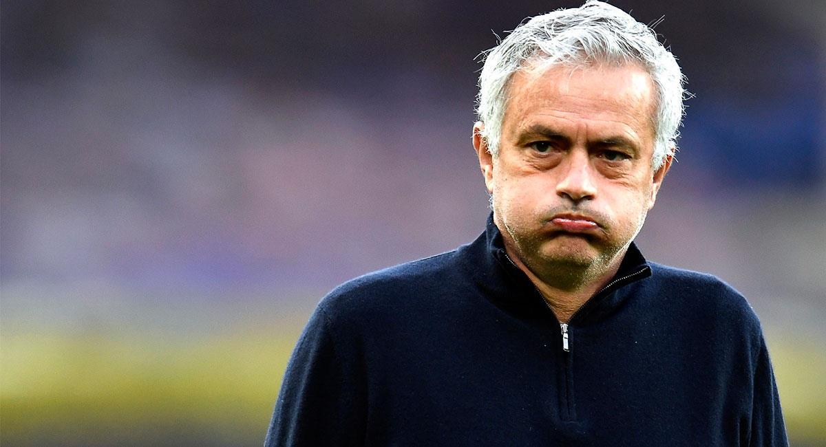 José Mourinho no seguirá al frente de Tottenham. Foto: EFE