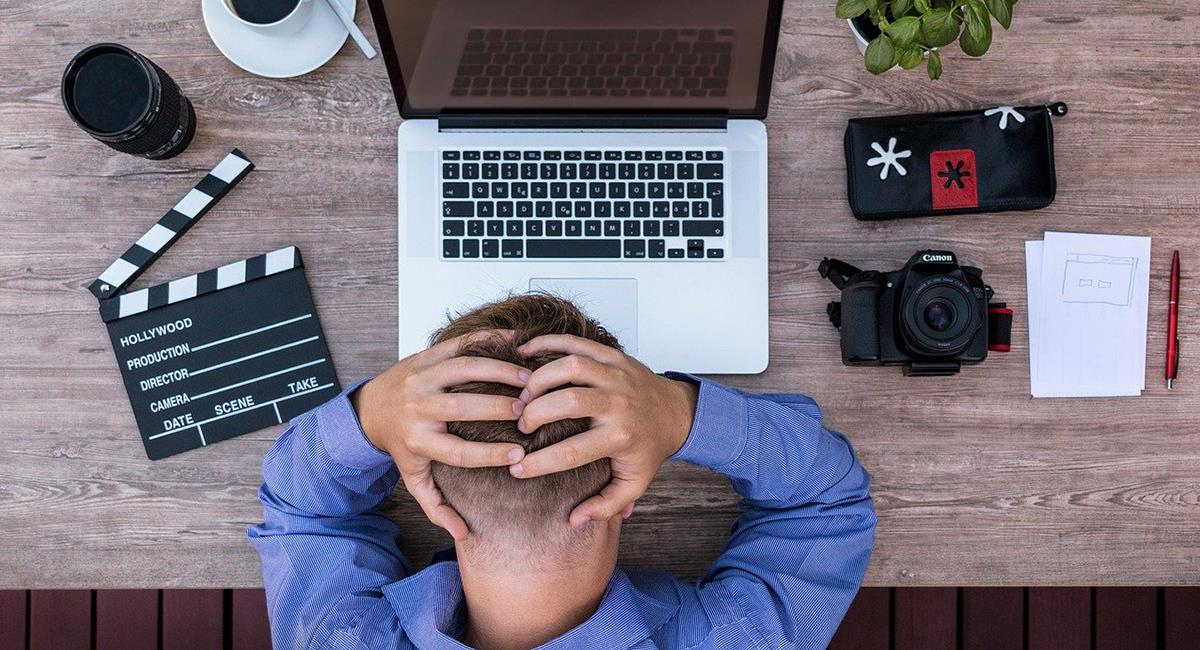 """Los espacios de """"descanso"""" en el trabajo, son ideales para evitar la fatiga mental. Foto: Pixabay"""