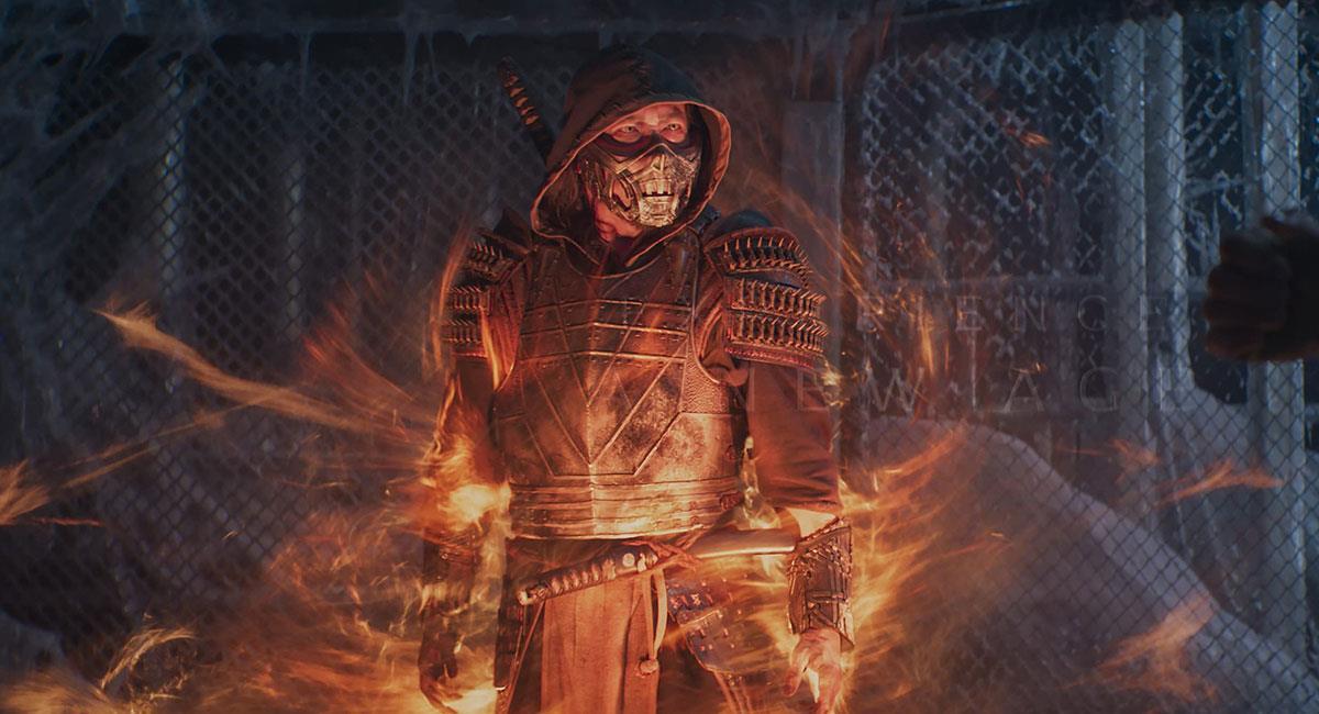 """""""Mortal Kombat"""" es uno de los grandes estrenos de cine del 2021. Foto: Twitter @MKMovie"""