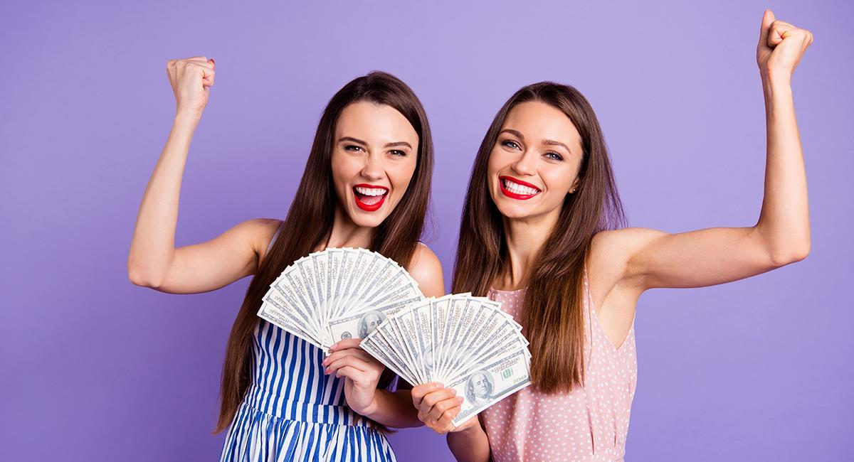 Estos son los 4 signos del zodiaco que ganan más dinero con lo que hacen. Foto: Shutterstock