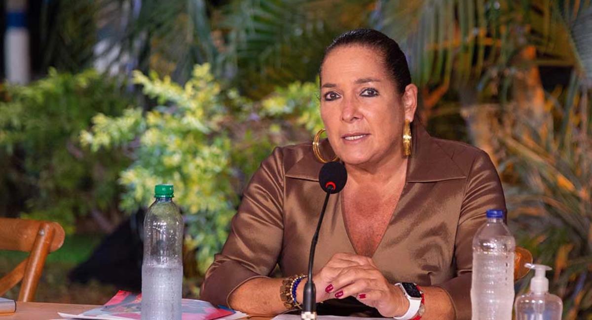 Susana Correa Borrero, Directora General de Prosperidad Social. Foto: Presidencia de Colombia