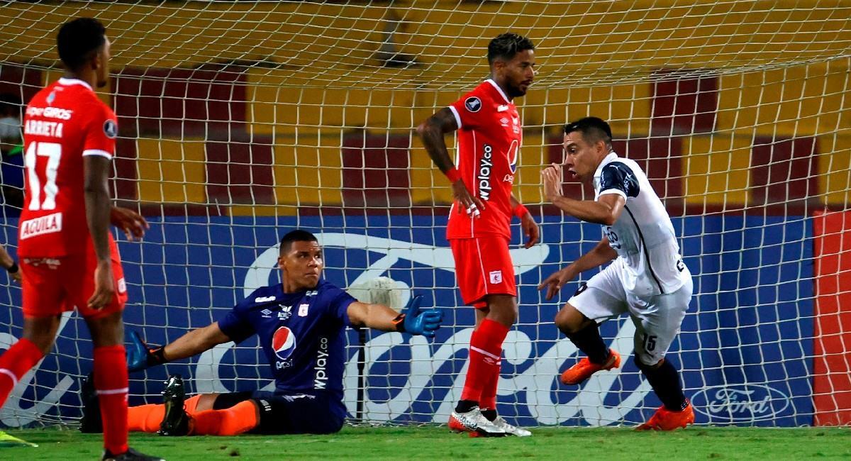 América perdió ante Cerro Porteño y así se burlaron de su presentación en Copa Conmebol Libertadores. Foto: EFE