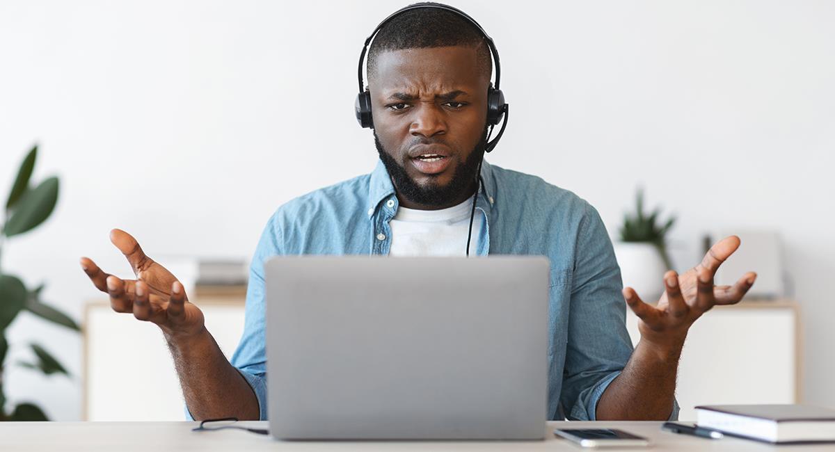 Estudio de Microsoft revela cómo combatir el estrés y la fatiga en el teletrabajo. Foto: Shutterstock