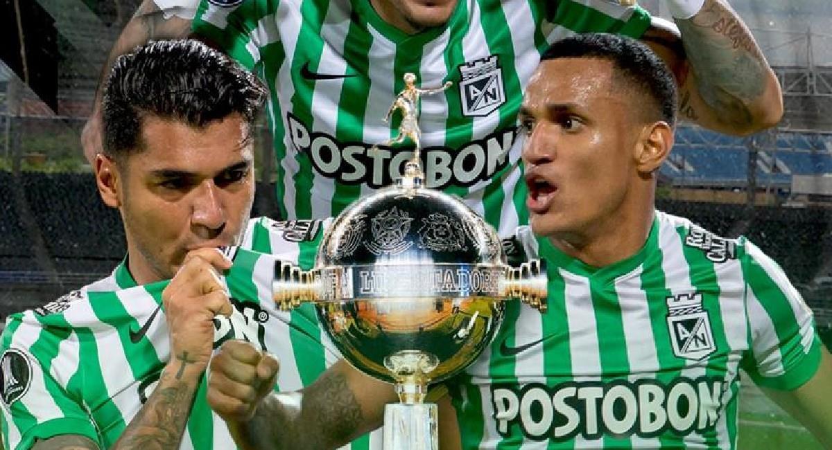 Sigue EN VIVO, Nacional-Católica y Junior-Santa Fe por Copa Conmebol Libertadores. Foto: Twitter @nacionaloficial