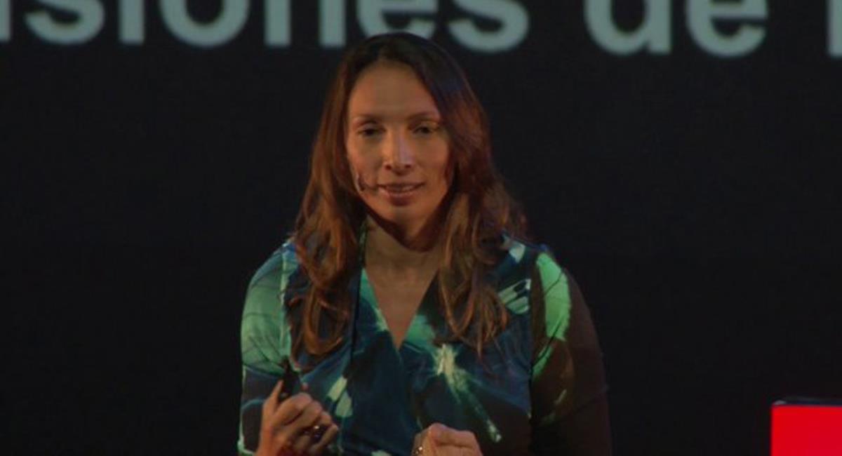 Alexandra Olaya-Castro es una autoridad en la física mundial gracias a su talento y tenacidad. Foto: Twitter @juanseGomezM