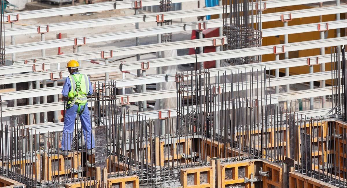 La construcción es uno de los sectores con mayor crecimiento económico en Colombia. Foto: Pixabay