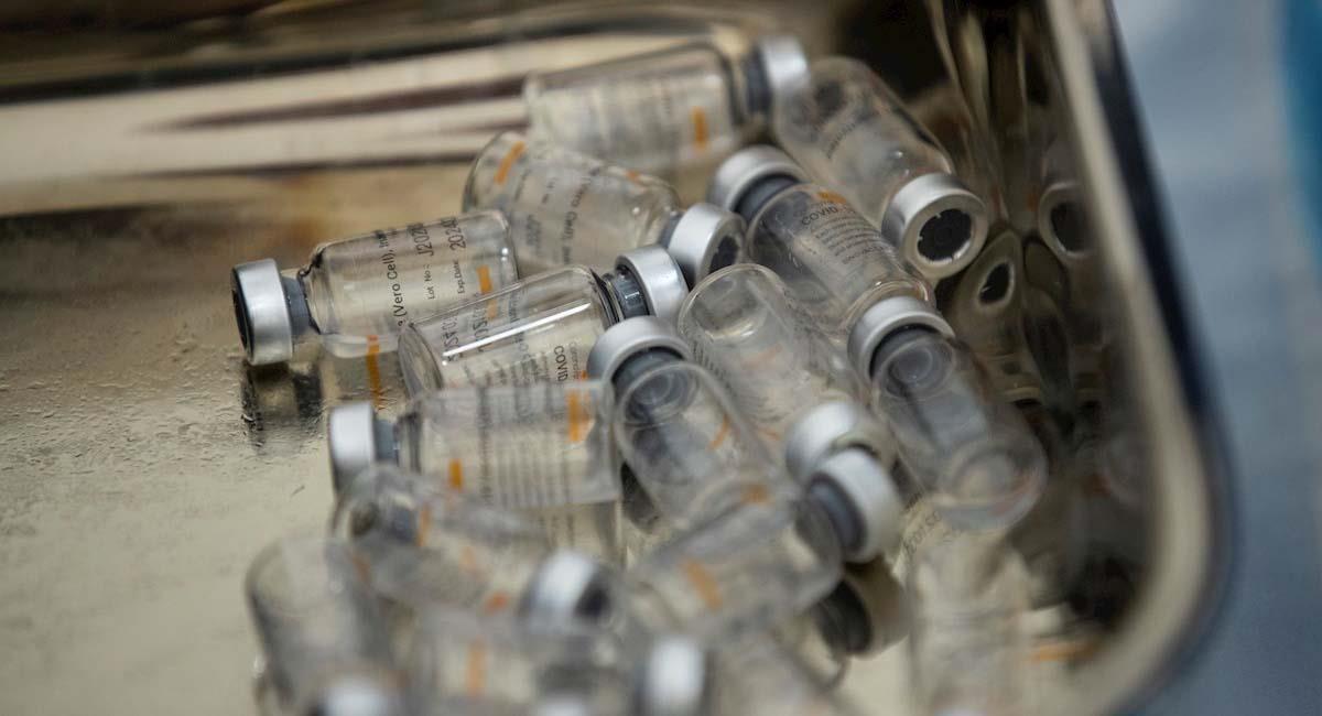 La vacuna de Sinovac es una de las más usadas en el mundo. Foto: EFE