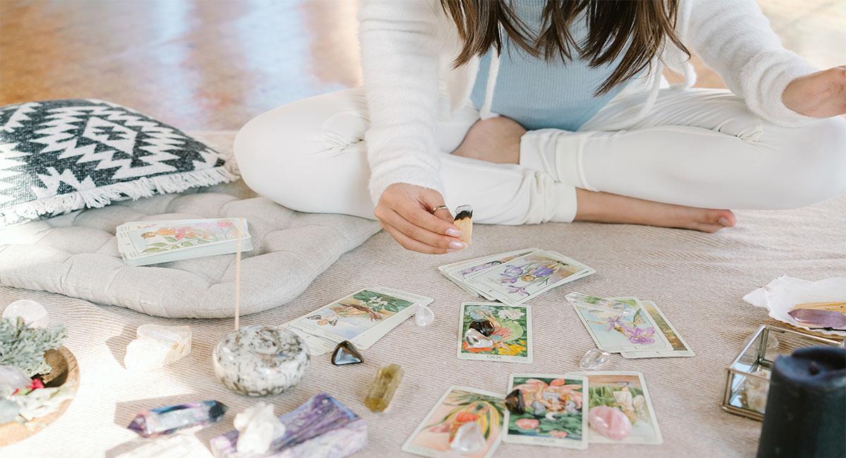 Tarot: Conoce tu pasado, presente y futuro. Foto: Pexels