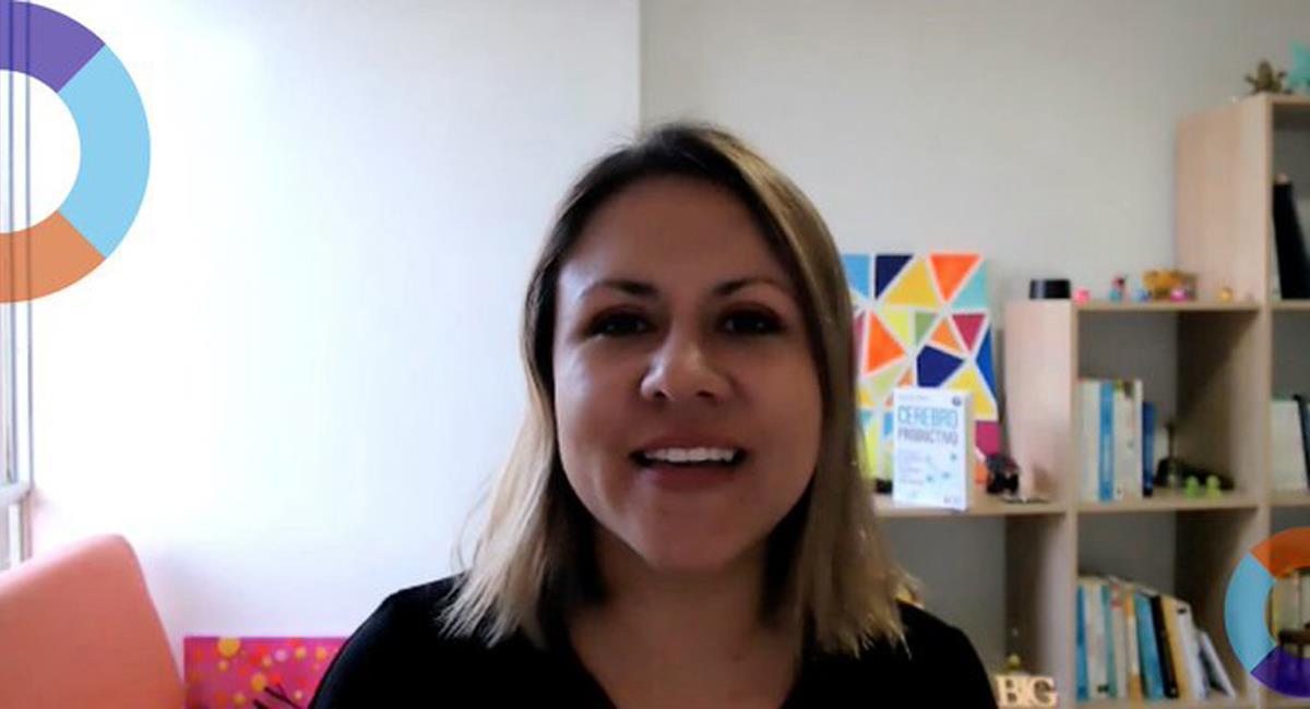 Blanca Mery Sánchez es una experta en neurociencia y gracias al entrenamiento de la mente se pueden obtener grandes resultados. Foto: Twitter @CrevolutionN