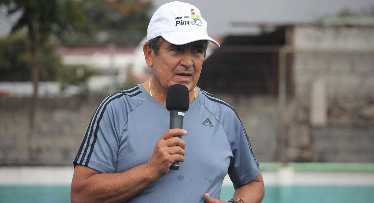 Jorge Luis Pinto no está dirigiendo a ningún equipo en este momento. Foto: Twitter @JorgeLPintoA