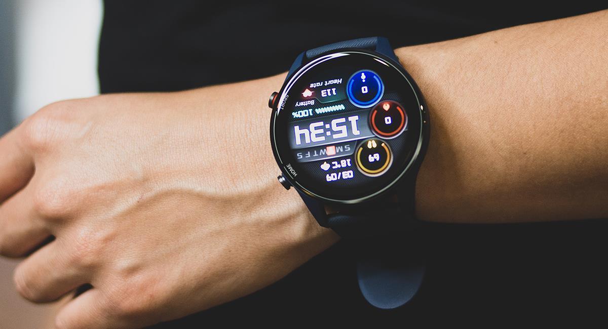 Los 'smartwatches' son un aliado para monitorear tu salud y hacer ejercicio. Foto: Twitter @Huawei