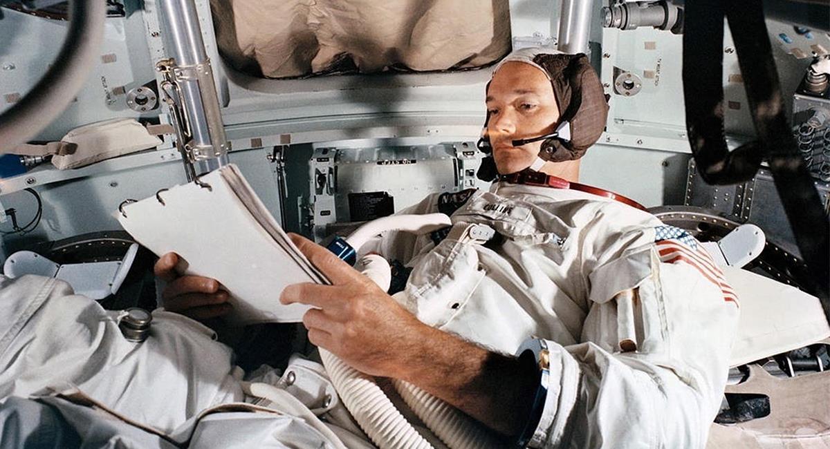 El astronauta pereció a sus 90 años de vida, tras luchar contra un cáncer. Foto: EFE