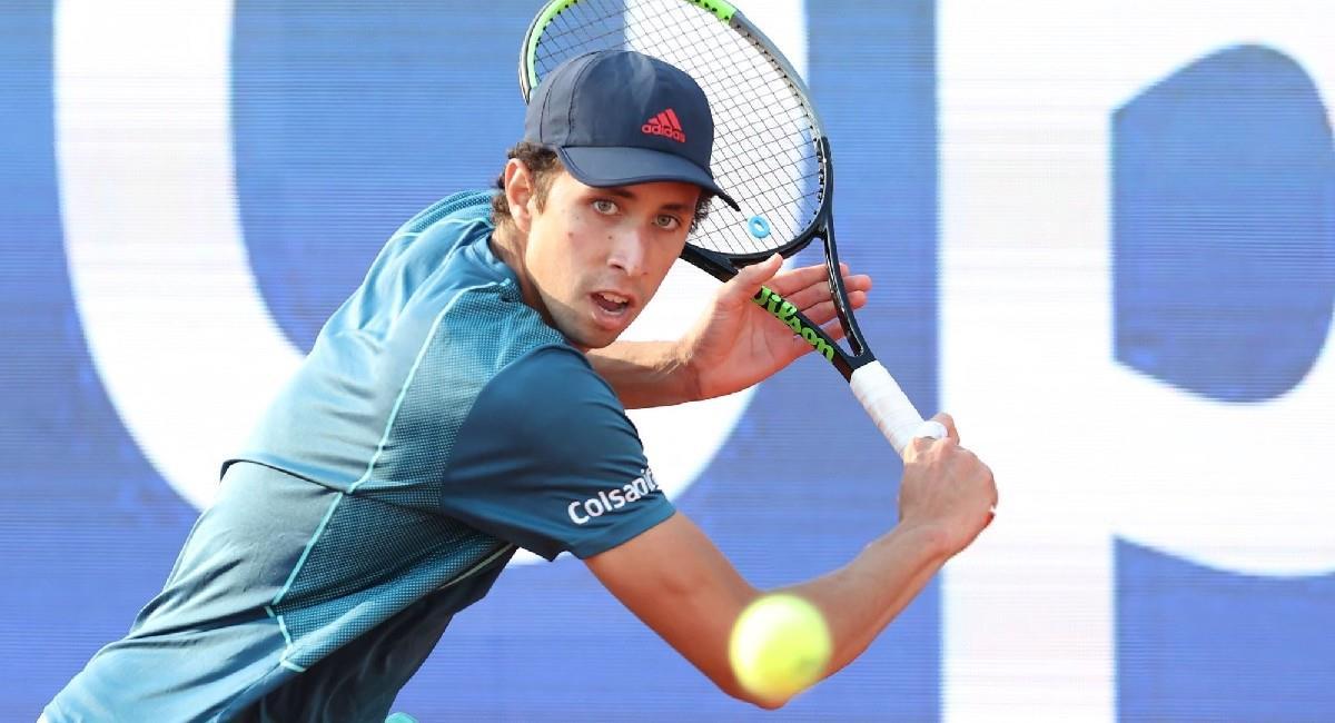 Daniel Galán se quedó en 8vos de final del ATP 250 de Múnich