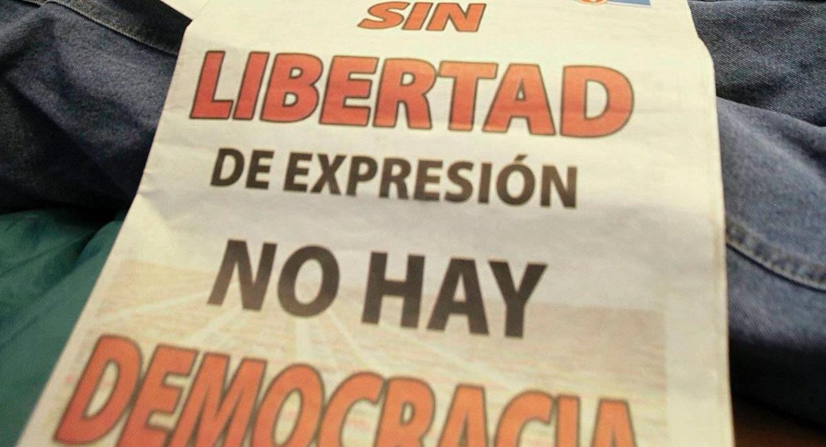 Denuncian abusos de autoridad con periodistas en Venezuela. Foto: EFE