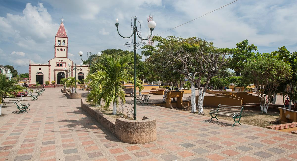 Sincelejo, es una de las ciudades de la región que más representación cultural tiene del fandango. Foto: Shutterstock