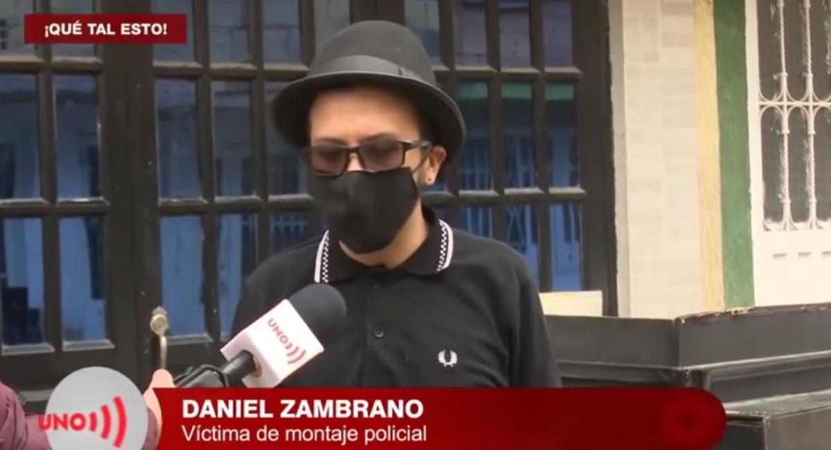 Captura de pantalla de Noticias Uno. Foto: Youtube