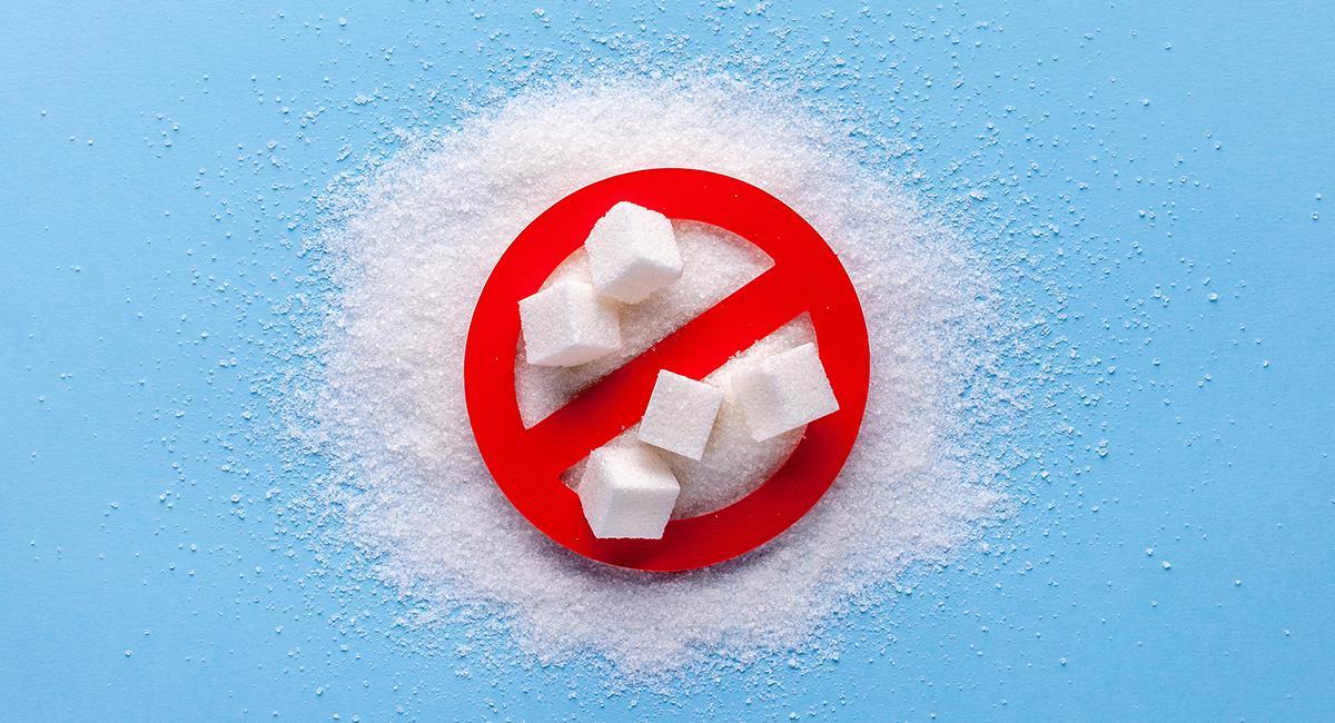 Alimentación saludable: 4 razones por las que deberías dejar de consumir azúcar. Foto: Shutterstock