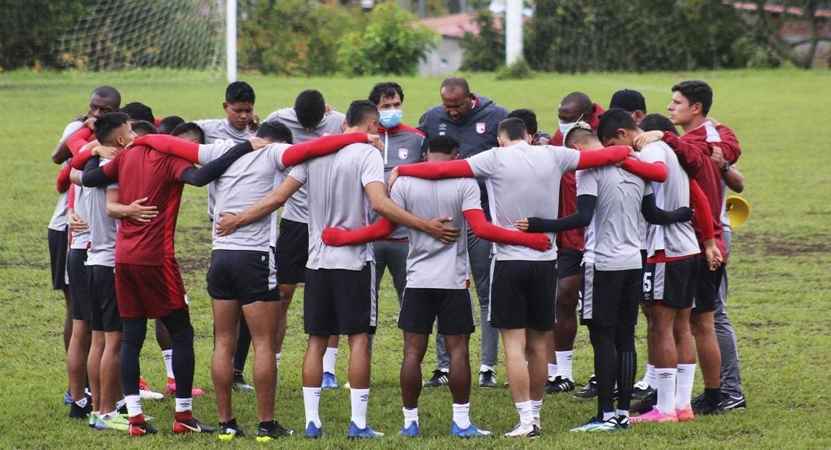 Santa Fe no podrá jugar ante River Plate por Copa Conmebol Libertadores. Foto: Twitter @SantaFe