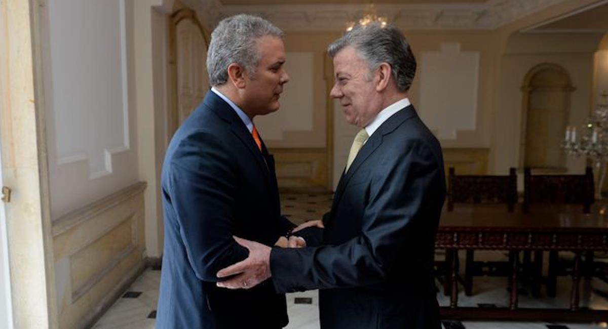 Santos asegura que escuchando y dialogando es como se resuelven los problemas. Foto: Presidencia de Colombia