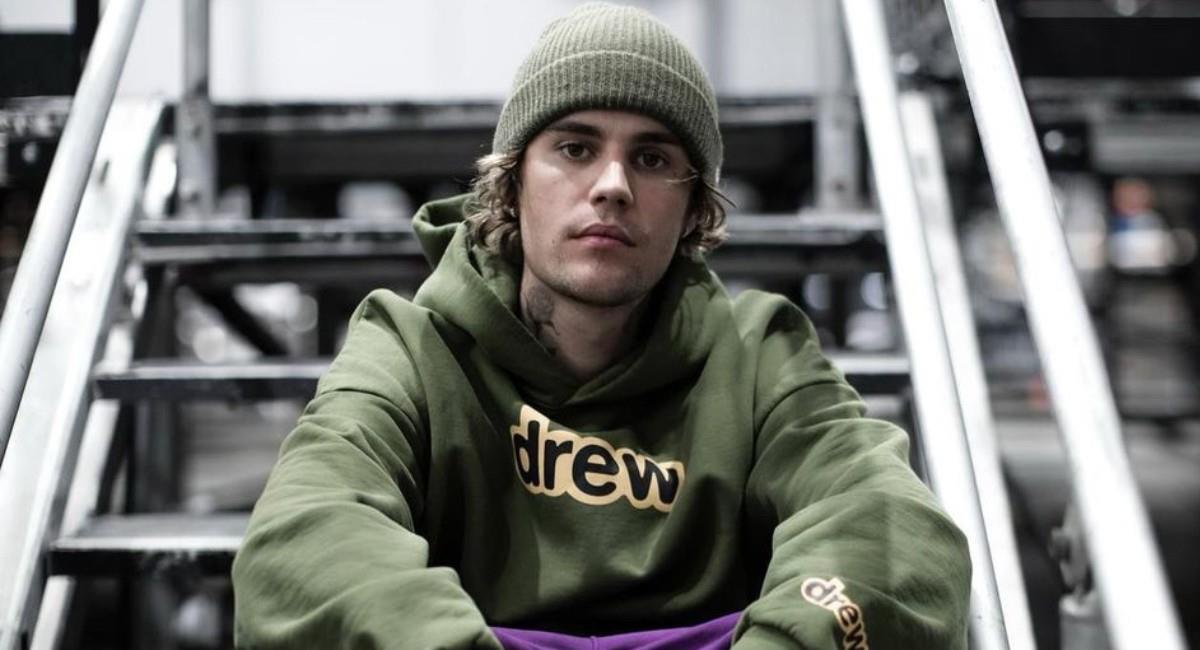 Justin Bieber pidió este martes por el pueblo colombiano. Foto: Instagram