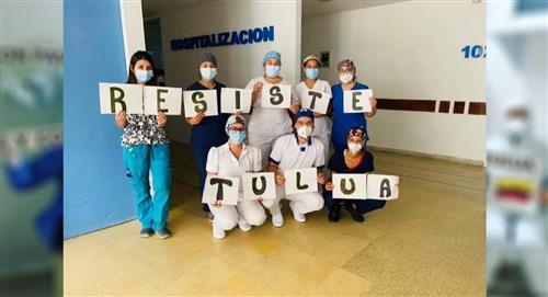 """""""Los atenderemos con gusto"""": Médicos a manifestantes"""