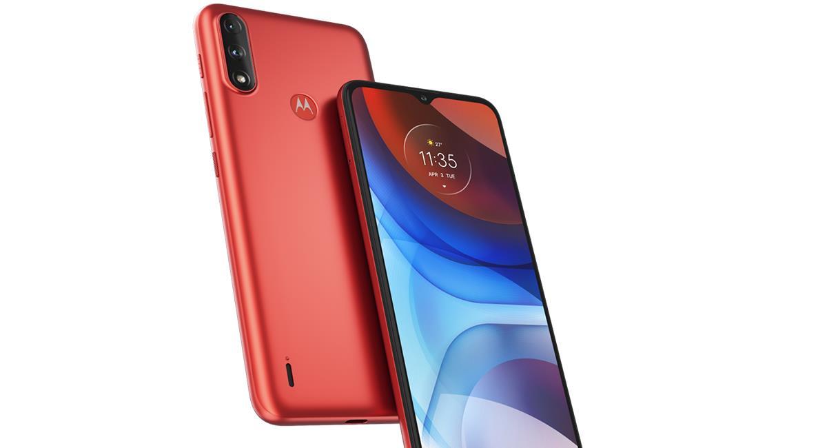 El nuevo 'smartphone' costará menos de 500 mil pesos. Foto: Motorola