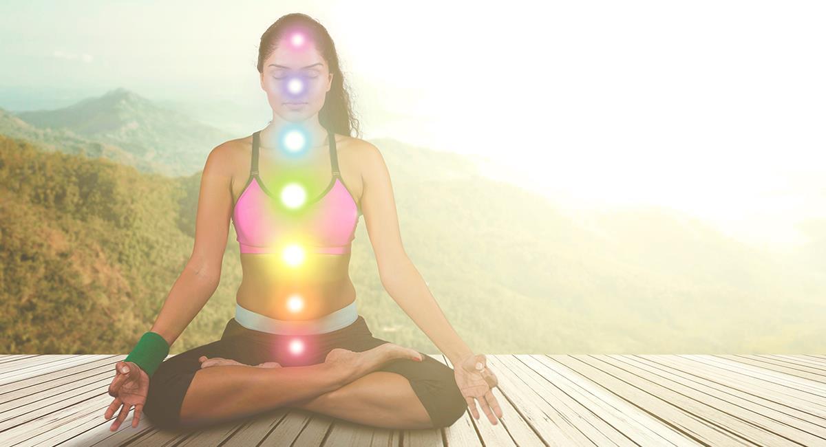 Descubre si tienes alguno de tus chakras bloqueado y cómo solucionarlo. Foto: Shutterstock