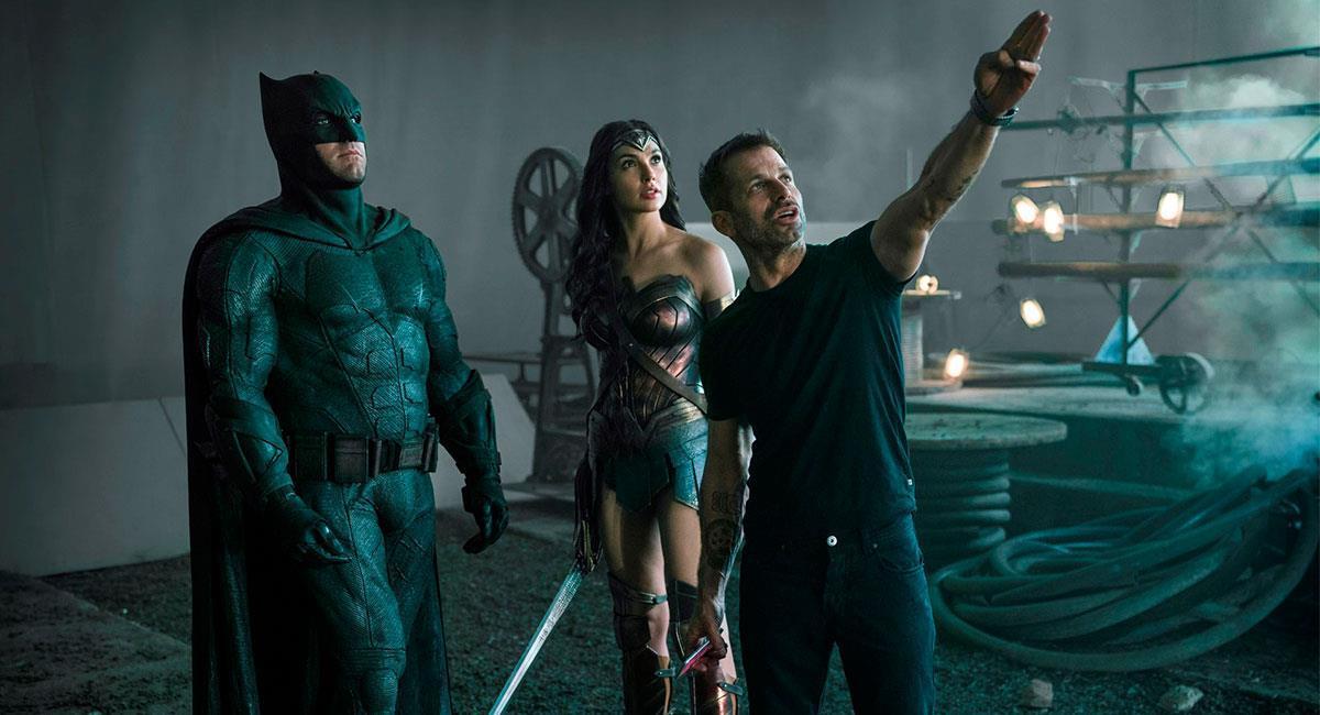 """Zack Snyder dirigió la exitosa nueva versión de """"Justice League"""". Foto: EFE"""