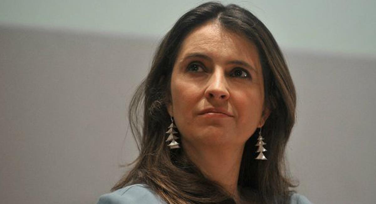 La senadora del Centro Democrático, Paloma Valencia, no está de acuerdo con las palabras de la portavoz de la ONU que rechaza exceso de fuerza policial. Foto: Twitter @el espectador