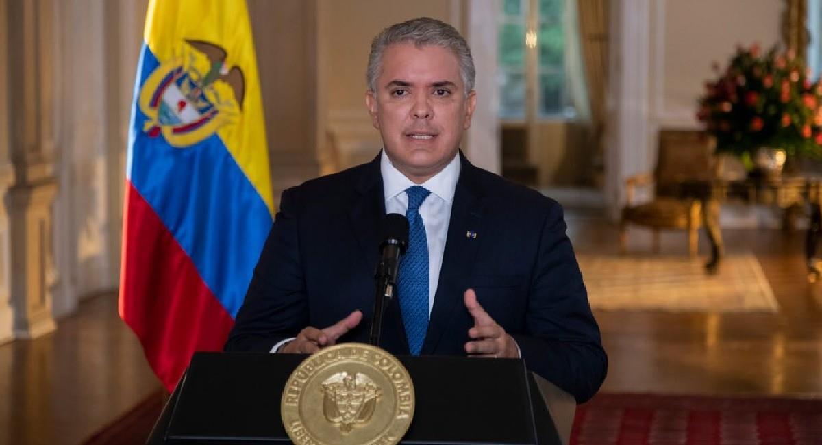"""""""Absurdo que no se juegue la Copa América en Colombia"""" Duque"""