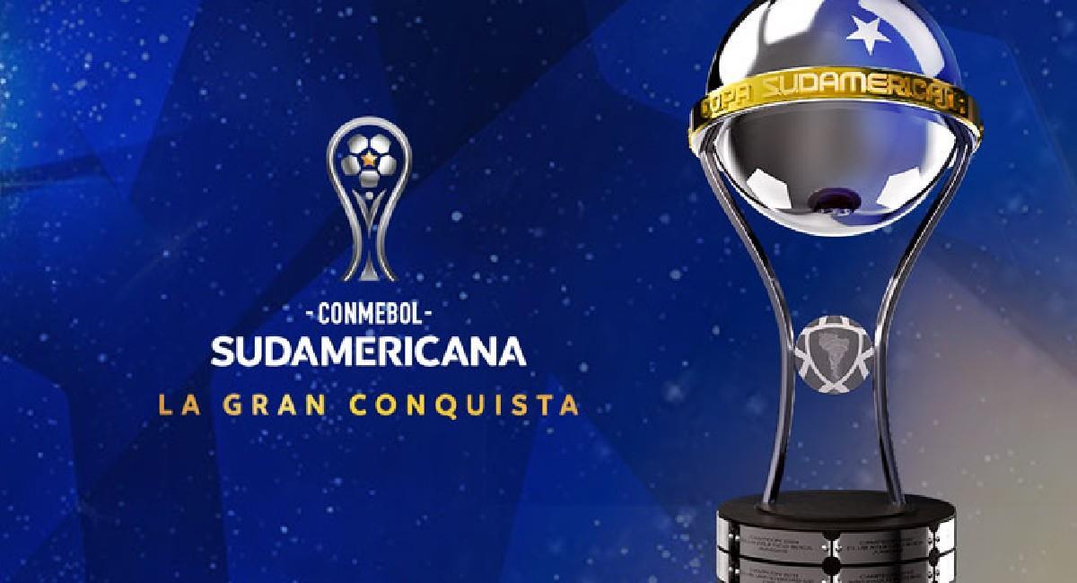 Deportes Tolima tendrá que ir a territorio peruano. Foto: Twitter @Conmebol