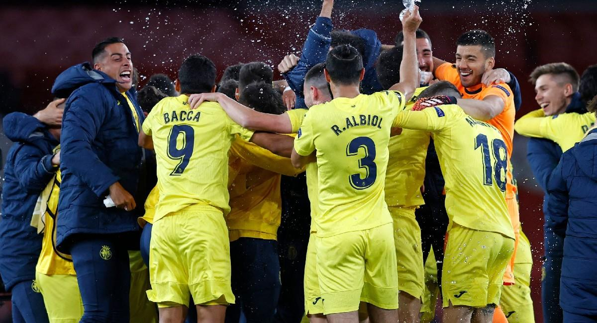 Bacca con Villarreal está en la final de Europa League