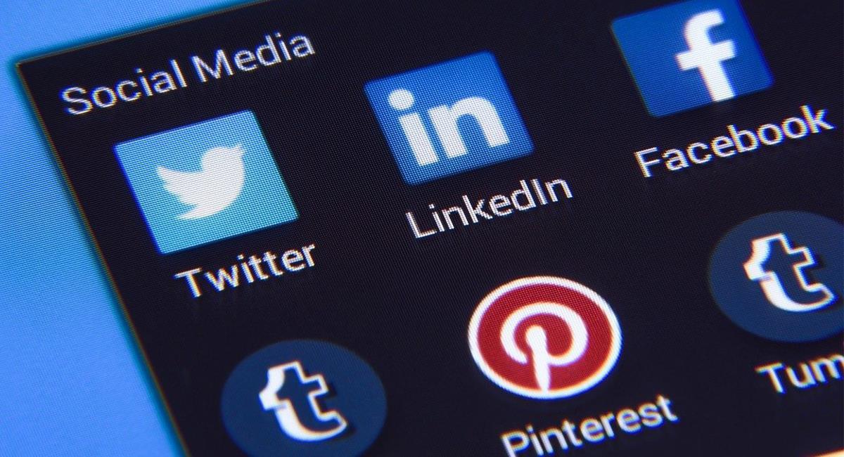 Las redes sociales son la plataforma que usan los colombianos para estar atentos a lo que ocurre. Foto: Pixabay