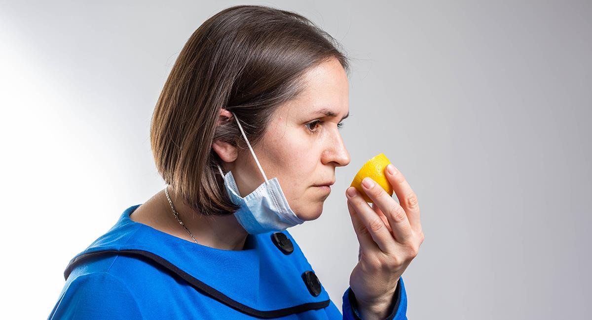 Investigadores descubren por qué pacientes COVID pierden el olfato. Foto: Shutterstock