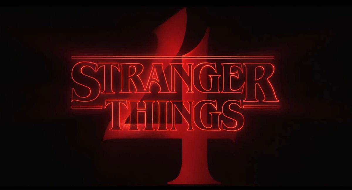 """Stranger Things 4"" se retrasó por la pandemia del COVID-19. Foto: Twitter @NetflixLAT"