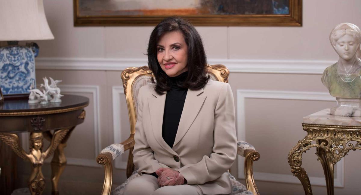 Claudia Bum, Ministra de Relaciones Exteriores de Colombia. Foto: Presidencia de Colombia