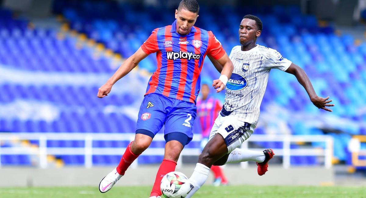 Cinco goles le anotó Unión Magdalena a Atlético FC. Foto: Twitter @Dimayor