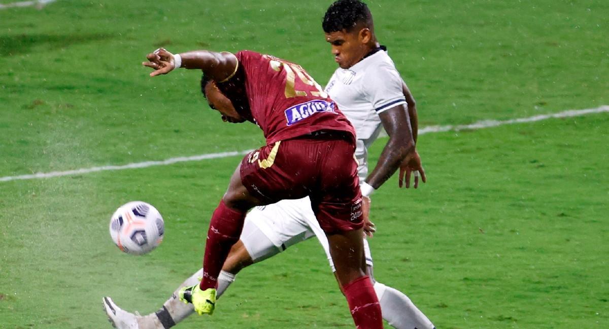 Sigue EN VIVO Deportes Tolima vs. Emelec. Foto: EFE