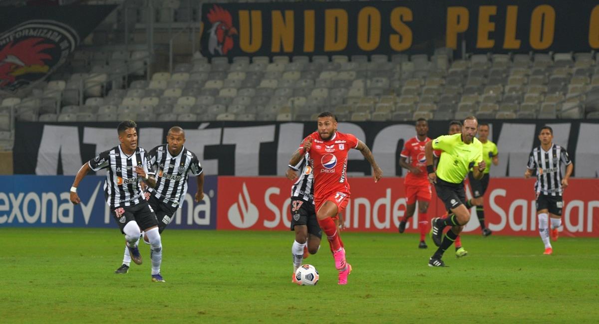 Clubes colombianos harán de locales en Colombia. Foto: Twitter Prensa redes América de Cali.