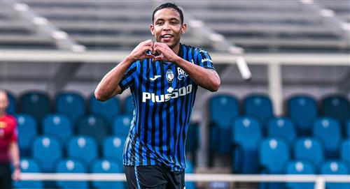 Resultado Parma vs Atalanta doblete goles Luis Fernando Muriel Duvan Zapata Liga de Italia Serie A