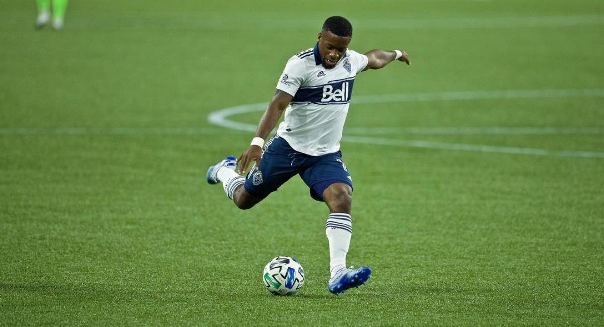 Doblete de Cristian Dájome en la MLS. Foto: Instagram Prensa redes Cristian Dájome.