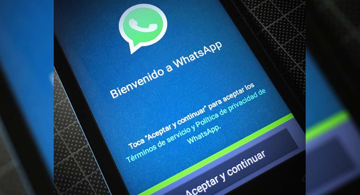 WhatsApp cambiará sus términos de privacidad el próximo 15 de mayo. Foto: Flickr