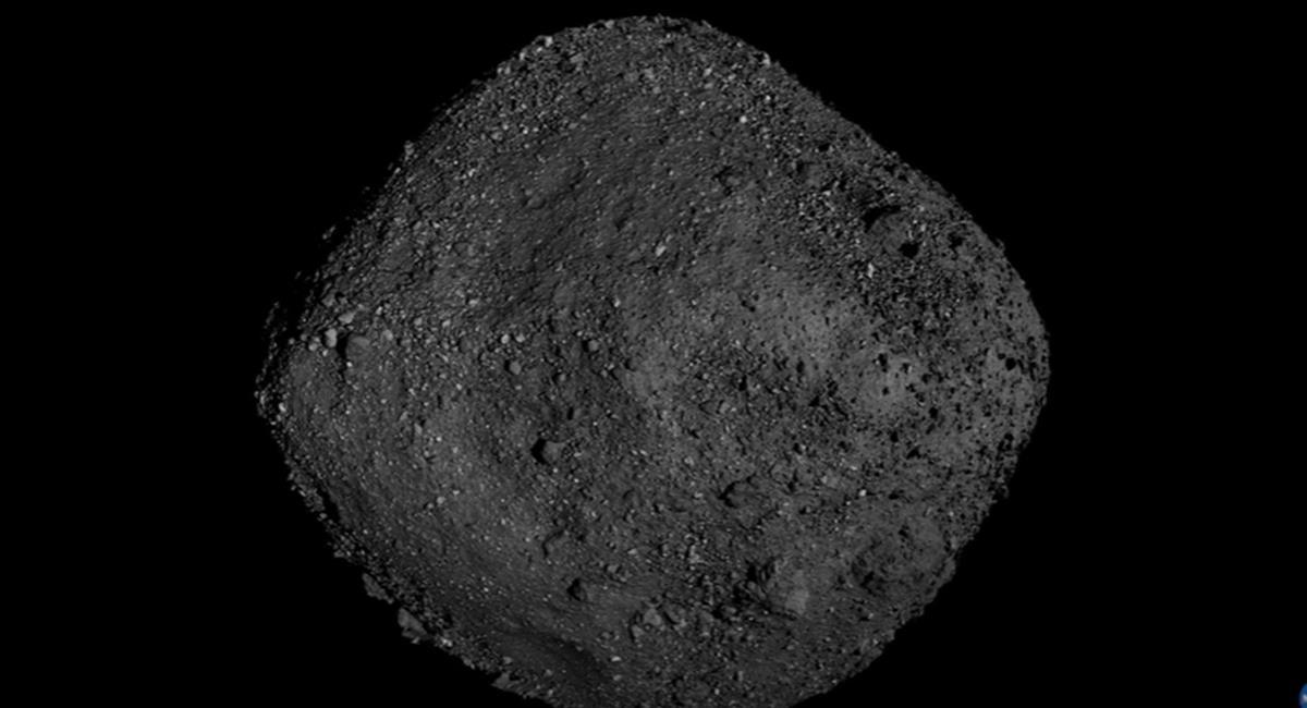 Bennu, es uno de los asteroides más temidos, por su gran tamaño. Foto: Youtube
