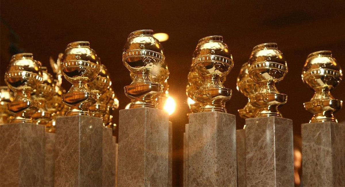 Los Globos de Oro son unos de los galardones más prestigiosos del entretenimiento. Foto: Twitter @goldenglobes