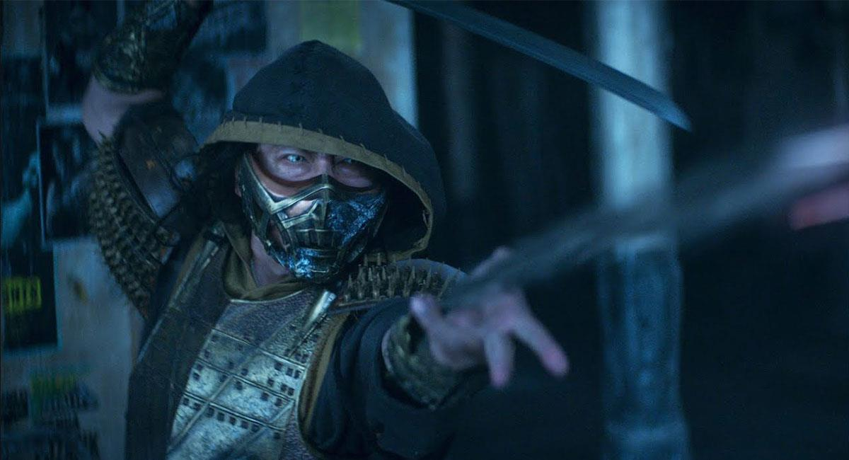 """""""Mortal Kombat"""" ha despertado comentarios mixtos entre la audiencia y los críticos. Foto: Twitter @MKMovie"""