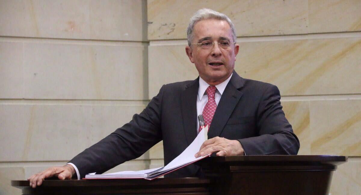 Álvaro Uribe, expresidente de Colombia. Foto: Flickr